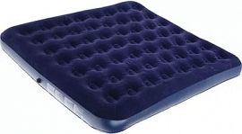Надувной матрас Flocked Air Bed (King), арт.67004 BW