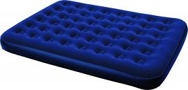 Надувной матрас Flocked Air Bed (Queen), арт.67003 BW