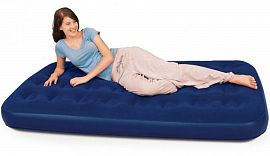 Надувной матрас Flocked Air Bed, арт.67001 BW